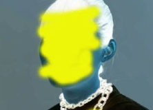 【画像あり】人気女優K「アメリカに隠し子説」